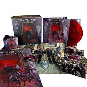 Axel Rudi Pell Knights Call Ltd. Box Set 2LP Vinyl CD + skull mug  collectibles