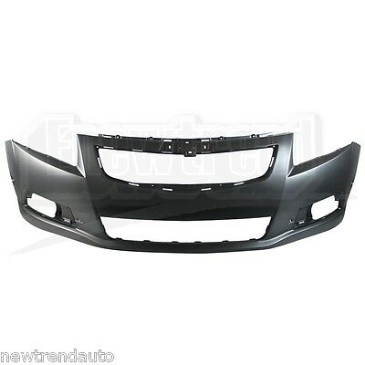 Front Bumper Cover For 2011-2014 Chevy Cruze RS 95217521 NEW Painted To Match