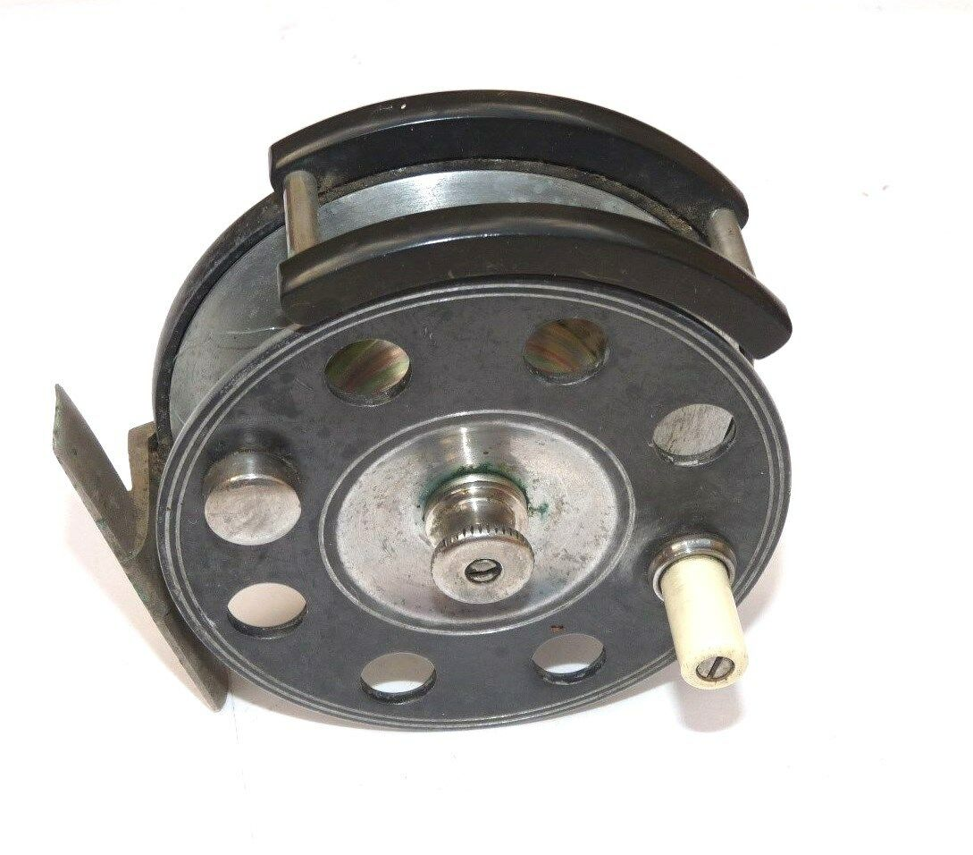 Army Navy the Sterling Nottingham alloy reel with bakelite guide