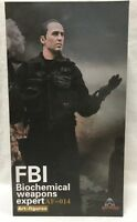 Art Figures Fbi Biochemical Weapons Expert Af-014 1:6 Scale Figure