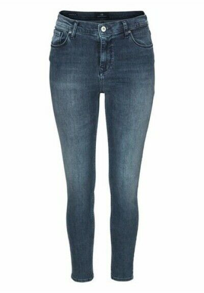 LTB LTB LTB Tanya X Super Skinny High Rise Jeans Damen Stretch Slim Hose Light Blau Used 352430