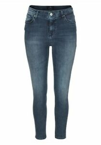 Super Rise X Stretch Hose Tanya Skinny Damen Slim Ltb Used High Blue Light Jeans XxBEq5W8w
