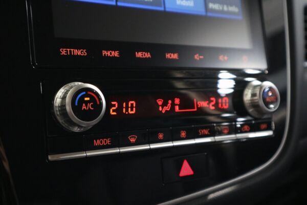 Mitsubishi Outlander 2,4 PHEV Intense CVT 4WD billede 7