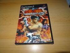 TEKKEN 5 - SONY PLAYSTATION 2 PS2  NTSC JAPAN  new sealed