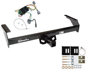 Details about Trailer Tow Hitch For 98-04 Nissan Frontier All Styles on