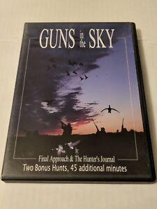Guns In The Sky! Waterfowl Waterfowling Hunting Hunter DVD