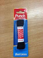 Punch 100cm Flat Boot/Shoe Laces