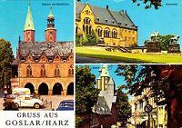 Gruss aus Goslar / Harz , Ansichtskarte ,1972 gelaufen