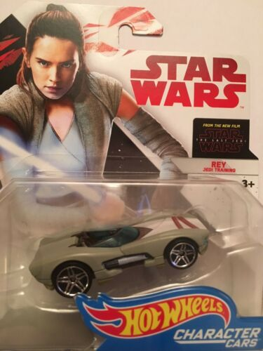 New HOT WHEELS Star Wars Carships Character Cars The Last Jedi Pack 2+MORE 2017