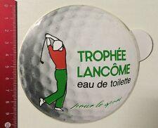 Aufkleber/Sticker: Trophée Lancôme - Eau De Toilette (090416142)