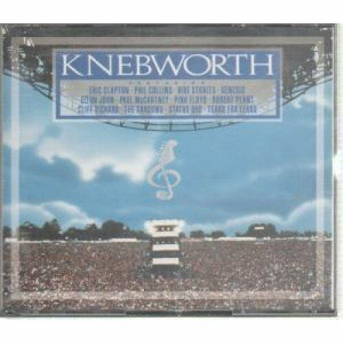 Status Quo - Knebworth: The Album - Status Quo CD OSVG The Cheap Fast Free Post