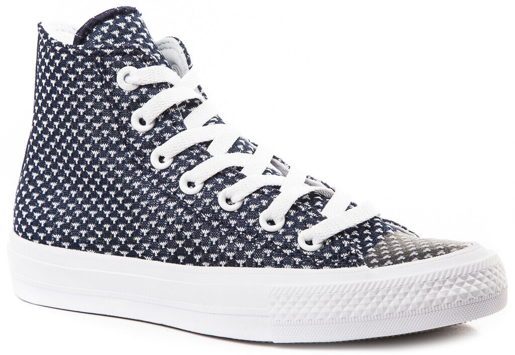 Converse Chuck Taylor All Star II Tricot 155457 C Baskets Chaussures Pour Femme NEUF