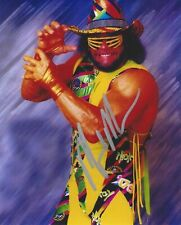 Randy Savage Macho Man ( WWF WWE ) Autographed Signed 8x10 Photo REPRINT