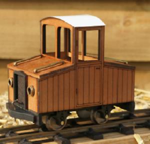 Edward engine  IP engineering  kit 32mm SM32 garden railway