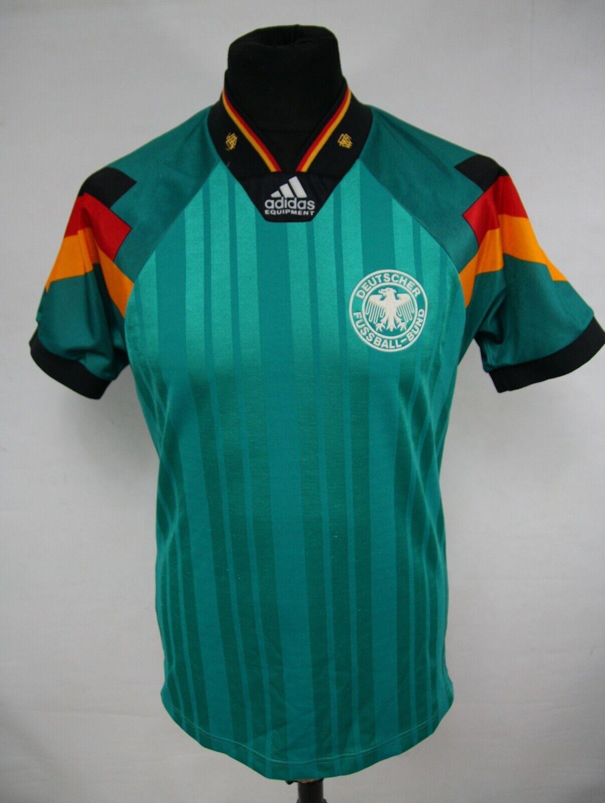 ADIDAS Germania via _ 19921994 _ Calcio Maglia Taglia S __ V176