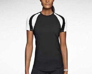 Cour Drifit Femmes Noir Warrior Manche over blanc Volley Nike ball Pull Courte qAwgHBgx
