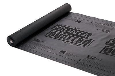 Baustoffe & Holz Solitex Fronta Quattro Rolle 75 M2 Diversifiziert In Der Verpackung