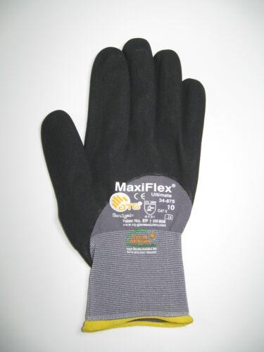 3 Paar MAXIFLEX Montagehandschuhe Arbeitshandschuhe