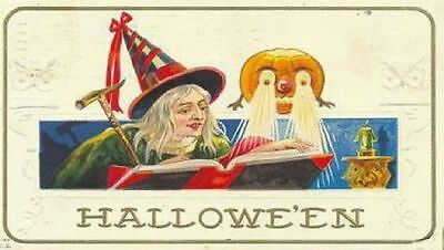 VINTAGE HALLOWEEN IMAGES COLLECTION 2800+ ON DISK
