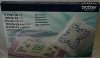 Brother Innovis V7 V5 V3 Embroidery Sewing Machine Upgrade Kit Premium Pack 1 I