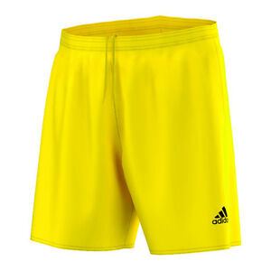 Adidas Parme 16 Shorts Avec Slip Intérieur Enfants Jaune Paquet éLéGant Et Robuste