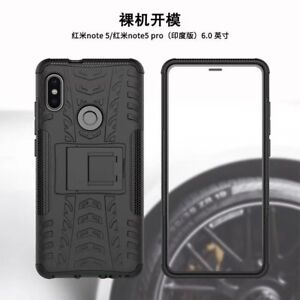 new style 14362 90559 Details about For Xiaomi Redmi Note 5 Pro Shockproof Hybrid Armor Brushed  Rugged Case Cover