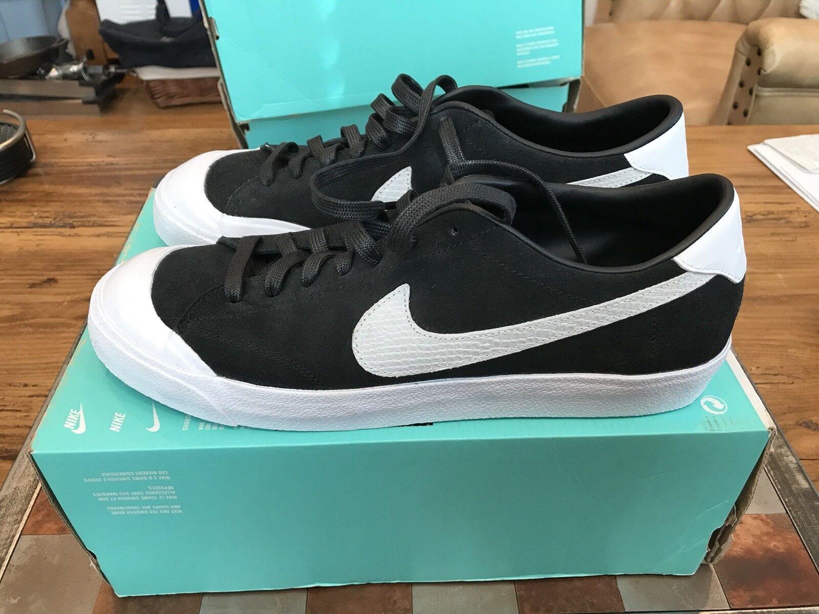 - nike zoom alle gericht skateboarden snealers schuhe schuhe snealers -  10,5 349047