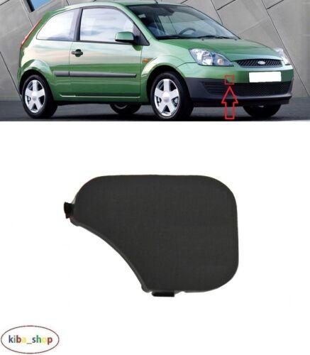 Pour Ford Fiesta MK5 2005-2008 Avant Pare-Chocs Remorquage Cache crochet remorquage Cap