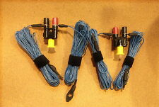 *Pick any Two* Ham HF Ultralight QRP / Portable / Stealth /Base Dipole Antennas