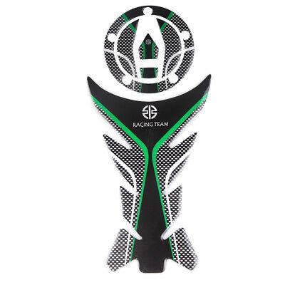 PRO-KODASKIN Motorcycle 3D Gas Cap Fuel Tank Pad Protection Sticker Decal for KAWASAKI Z900 one set