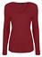 Womens-Ladies-Girls-Plain-Long-Sleeve-V-NECK-T-Shirt-Top-Plus-Size-Tops-Shirt thumbnail 12