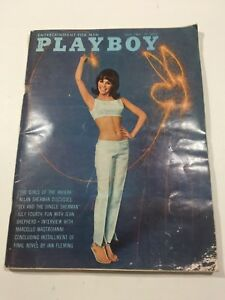Playboy-July-1965-The-Girls-Of-The-Riviera-Please-Ready-Description