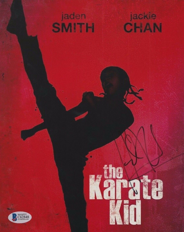 Harold Zwart Signed 'The Karate Kid' 8x10 Photo *Director Beckett BAS C62848