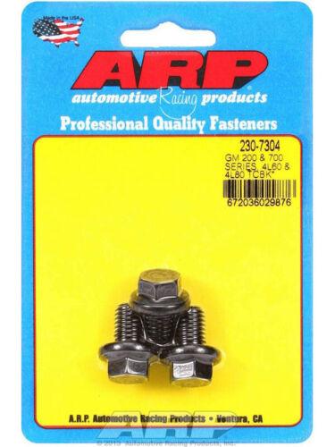 "230-7304 ARP Torque Converter Bolt M10 X 1.5 Thread x.590/"" UHL GM TH700 4L60"