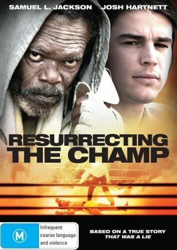 1 of 1 - Resurrecting The Champ (DVD, 2009)