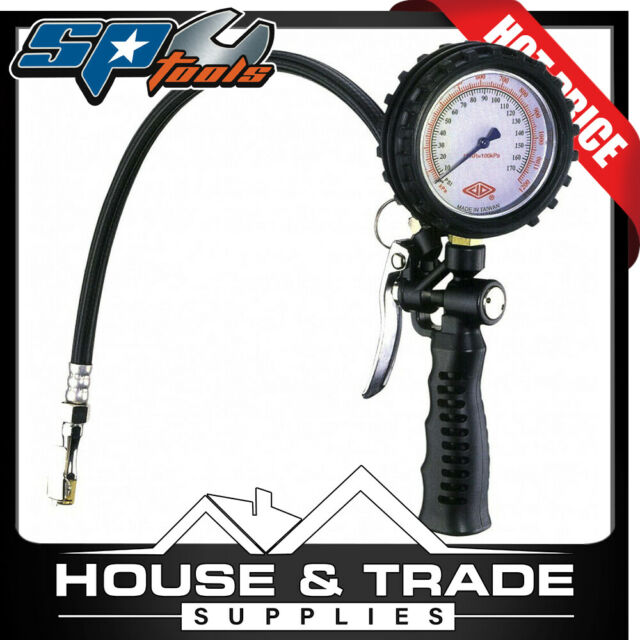 SP Tools Professional Air Inflator with Deflator SP65500