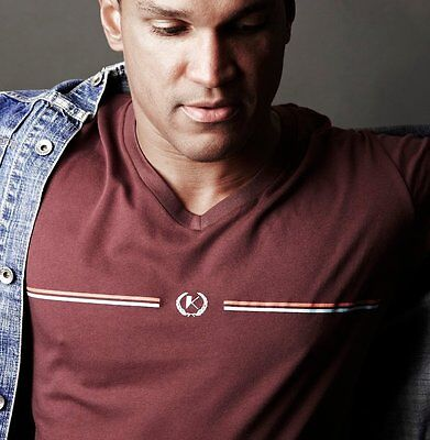 MENS KRES  Velo  Organic Cotton crew neck  Cycling T-shirt short sleeve