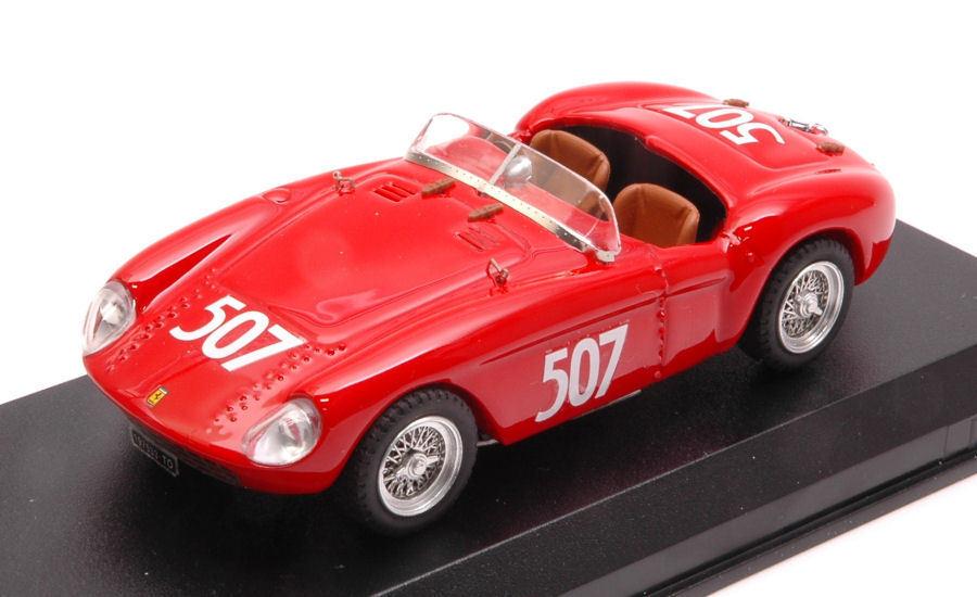 Ferrari 500 Mondial  507 13th Mm 1957 Jean Guichet 1 43 Model 0360 ART-MODEL