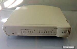 3com-3c16792a-dual-Speed-Switch-16-16-x-porte-non-gestito-BULK-leggere