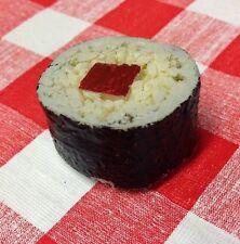 Realistic Artificial Faux Fake Food Replica Sushi 3D Refrigerator Fridge Magnet
