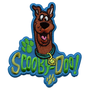 Officially-Licensed-Scooby-Doo-Embroidered-Iron-On-Patch
