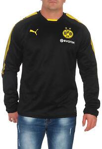 Puma-Borussia-Dortmund-Bvb-Sweatshirt-Training-Top-Jumper-Long-Sleeve-75177502