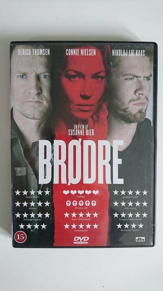 Brødre, instruktør Susanne Bier, DVD