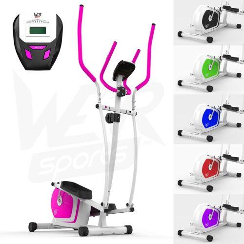 WE R Sports Ellittica Cross Trainer Cyclette & 2-in-Allenamento di cardio 1 Home attrezzature sportive