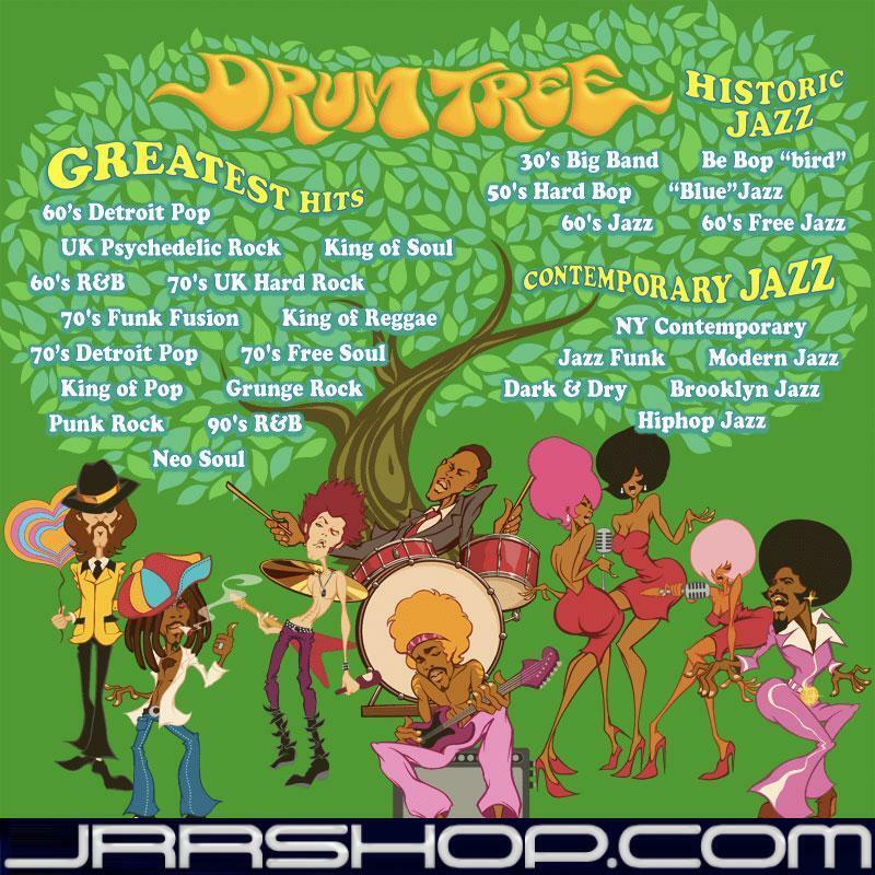 Premier Sound Factory Drum Tree Kontakt Library eDelivery JRR Shop