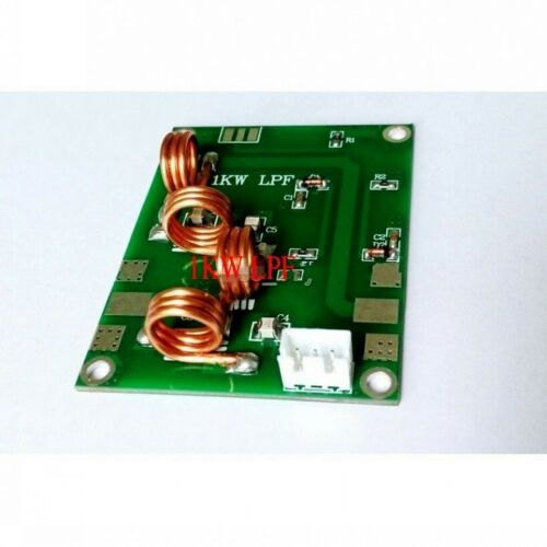 Assembled 0-1KW 88-108MHz Low pass filter coupler LFP for FM transmitter