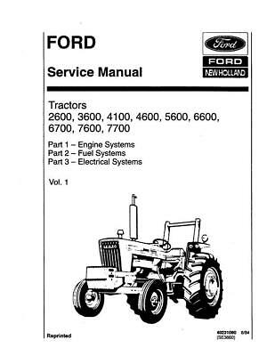 7600 ford tractor electrical wiring diagram wiring Ford Starter Relay Wiring F150 Starter Solenoid Diagram