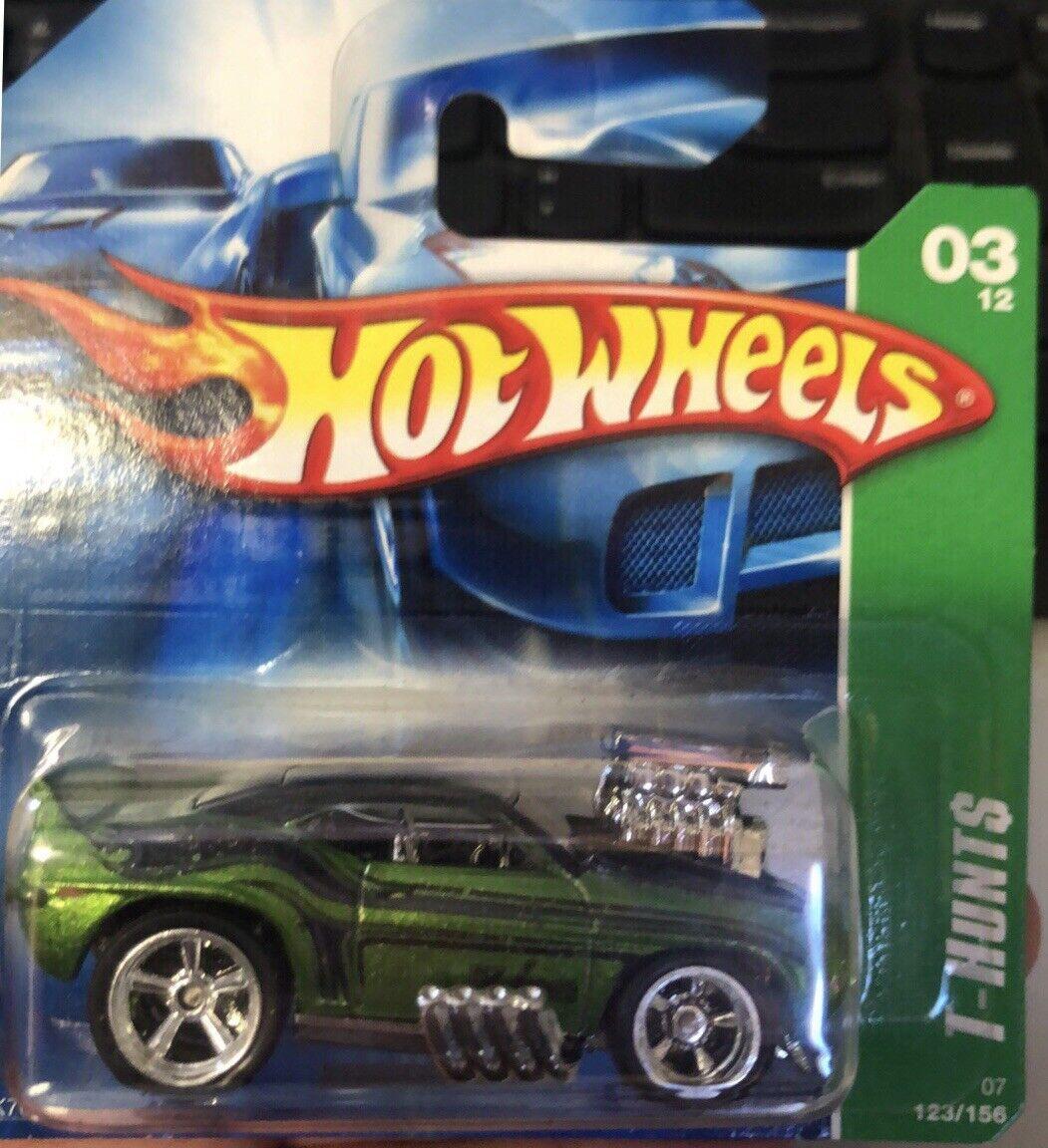 Hot wtalons  2015 Super Treasure Hunt '69 Camaro  Z28  prix ultra bas