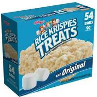 Kellogg's Rice Krispies Treats Marshmallow Squares 78 oz Food and Drink