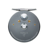 Hardy Marquis 6 Fly Reel For 6/7 Weight Rod Made In Uk Free $75 Line